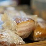 麺屋KABOちゃん - バラ肉のチャーシュー