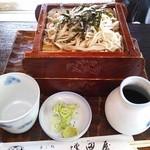増田屋 - ざる680円。