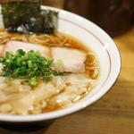 麺屋KABOちゃん - ワンタン