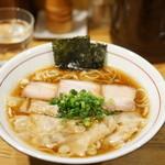 麺屋KABOちゃん - しもふり中華+ワンタン