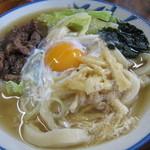 渡辺うどん - 2012/11