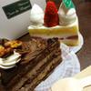 パティスリー ジュー ドゥ ミュゲ - 料理写真:いちごのショートケーキ388円、