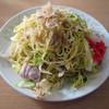 せんりゅう - 料理写真:焼きそば 520円