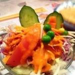 アヌサ - キャベツのサラダ。