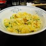 ラーメン 亜麺坊 - ミニ特飯セット チャーハン