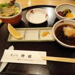 18646682 - 天ぷら膳 \1,260