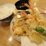 18646683 - 天ぷら膳