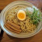 めん奏心 - つけ麺の麺