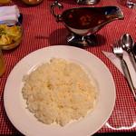 べんがる - 料理写真:チキンカリー