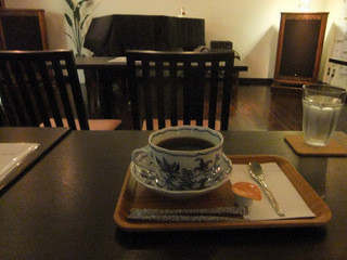 名曲喫茶カデンツァ - コーヒー