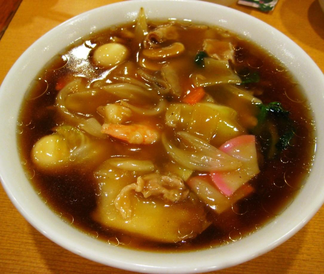 中華麺菜館 長城庵