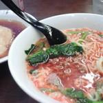 中国料理 シルクロード - 担担麺