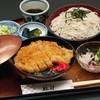 紅花 - 料理写真:当店人気メニュー!かつめしセット