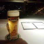 エース カフェ - 生ビール(2013.4月)