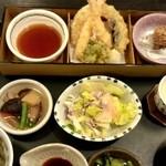 和風亭 - レディース御膳 ¥1,380
