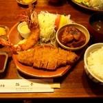 瓢亭  - 料理写真:特選盛り合わせ