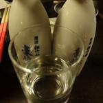 甘太郎 - 日本酒の冷酒