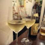 鎌倉フェリーチェ - 白ワイン(グラス2種)
