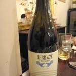 鎌倉フェリーチェ - 本日のワインはPINO NERO種のもので軽めに