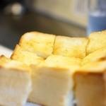 グリル佐久良 - 厚焼トースト