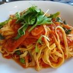 イタリアン食堂 良's - トマトパスタ