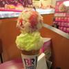 サーティワンアイスクリーム - 料理写真:スモールダブルコーン 400円
