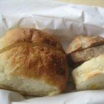 フォアゾン - 自家製パン