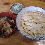 元祖武蔵野うどん めんこや - 肉汁うどん並(700円)_2009-07-18