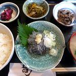 18660548 - 生シラス定食(2013/04/29撮影)