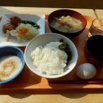 18660687 - 100円朝食 4/23