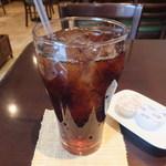 カフェ コトン - 水出しアイスコーヒー