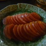 18663183 - トマトのスライス