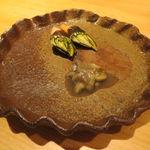 栩翁S - 亀の手と五島の牡蠣の塩辛2