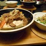 一丁 - 前菜?肉豆腐