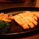 一丁 - 豚ロースソテー