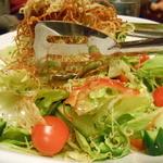 一丁 - サラダ