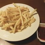 酒恵浪漫亭凡 - ポテトフライ