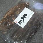 おせんべいやさん本舗 煎遊 - 麦王:かりんとう煎餅(\600)♪8枚入り♪