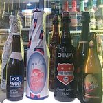 シロナマ Agoo - シメイ醸造150周年記念ビールもあります