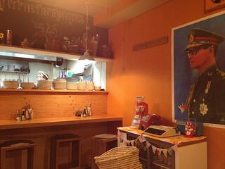 ピーナッツ食堂