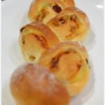 政次郎のパン - レーズンカマンベール