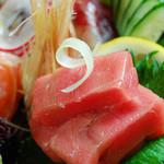 旬菜 和彩美 - 料理写真:新鮮なお刺身です。