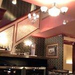 Cafe 151@ - おっしゃれーな店内♪中世ヨーロッパ?