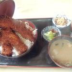 めし屋はないち - <2013/04/30>特製ソースカツ丼