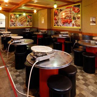 ヘルシーで美味しい韓国料理をお楽しみください。