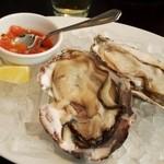 ザ シティ ベーカリー ブラッスリー ルービン - 室津産 生牡蠣