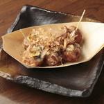 旬菜 あかり家 - チーズタコ焼き