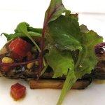 1868170 - 肉料理:観音池ポークのスパイス風味 プランタニエール