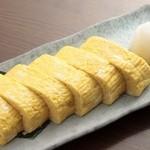 旬菜 あかり家 - 出汁巻き