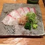 吉い - 2013.04 石鯛のお造り♪